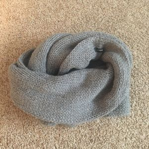 J crew infinity scarf knitted